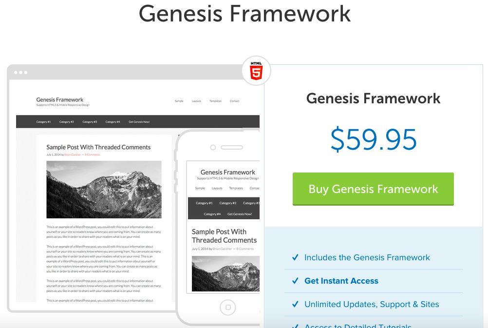 purchasing Genesis